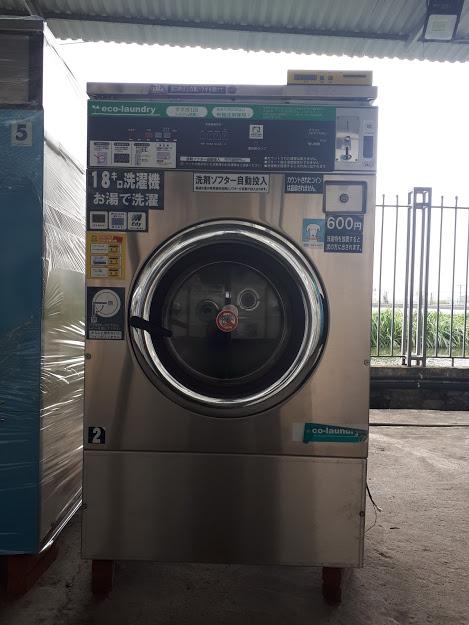 Máy giặt công nghiệp 18kg