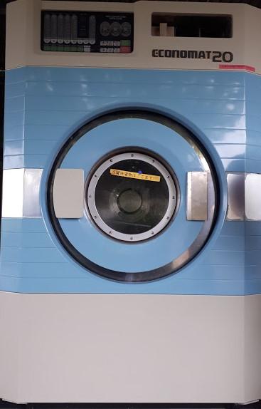 Máy giặt vắt công nghiệp loại 20kg
