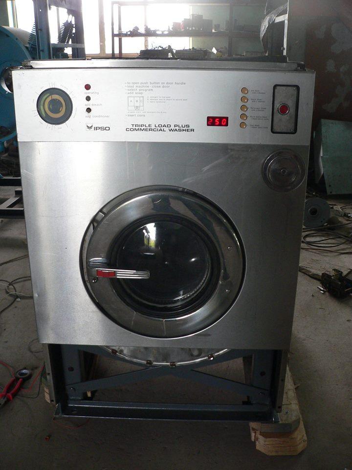 Máy giặt công nghiệp cũ 22kg