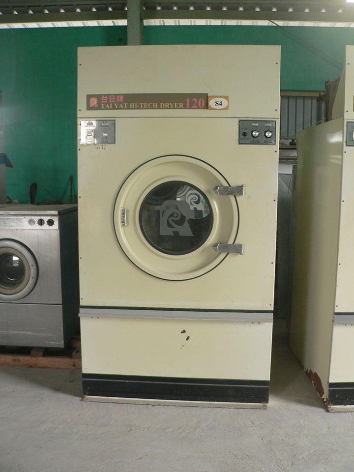 Máy giặt công nghiệp cũ TAI YAT HI-TECH DRYER