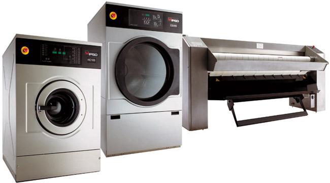 Máy giặt công nghiệp loại 20kg - 35kg