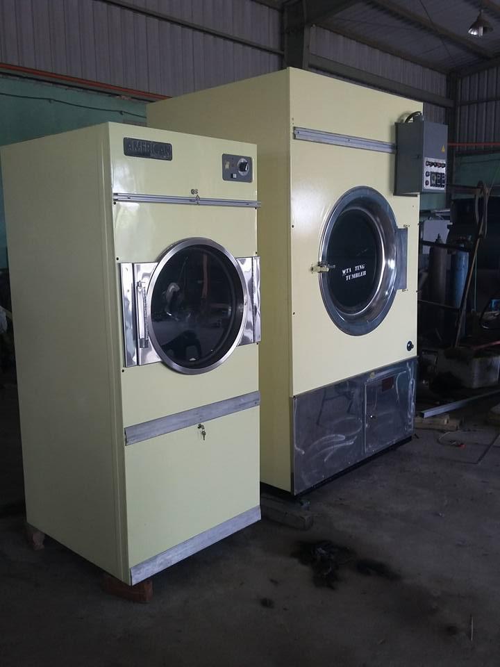 Máy sấy công nghiệp loại 18 - 65kg